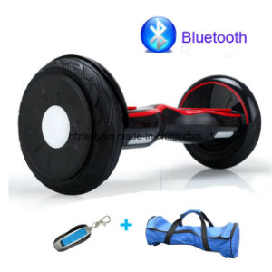 10inch Hoverboard Smart Self Balance Scooter off-Road Hippop Hoverboard Bluetooth Electric Scooter Electric Skateboard pictures & photos