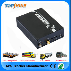 Directly Factory Vehicle GPS Tracker with Camera RFID Temperature Sensor pictures & photos