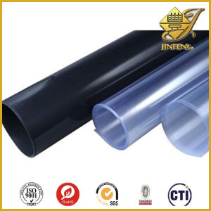 Clear Rigid PVC Film for Thermoforming pictures & photos