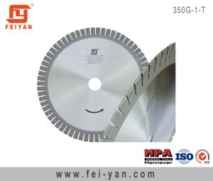 Saw Blade for Granite with Sandwich Segment--A2 Formula pictures & photos