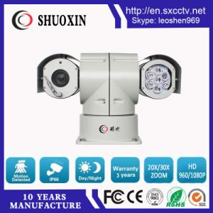 2.0MP 20X Zoom 100m IR HD IP PTZ Camera pictures & photos