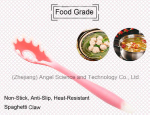 Hot Sale Pasta Sever, Silicone Spaghetti Claw, Cookware Sk31 pictures & photos