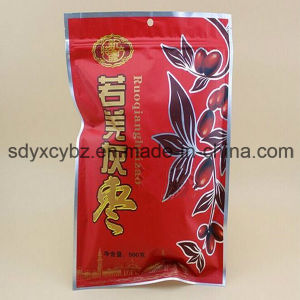 Size Customized Healthy Snack Dried Fruit Plastic Packaging with Ziplock pictures & photos