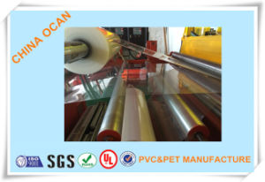 High Quality Super Clear PVC Sheet pictures & photos