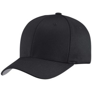 Flexfit Wooly Combed Twill Fitted Plain Baseball Cap Hat - 6 Panel pictures & photos