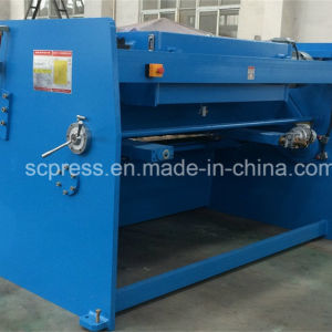 Sheet Metal Hydraulic 10*4000mm Shear pictures & photos