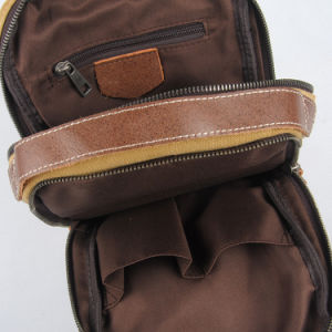 Red Swan Canvas Cross Body Outdoor Travel Sling Chest Bag (RS-8580) pictures & photos