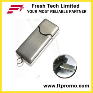 All Metal Promotion USB Flash Drive with Logo (D306) pictures & photos