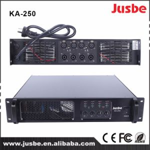 Ka-250 Factory Selling 200W Daftar Harga Power Amplifier pictures & photos