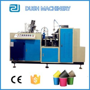 Ultrasonic Disposable Paper Cup Making/Forming Machine