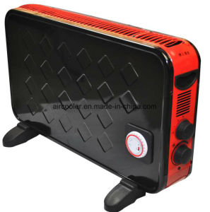 24h Timer Convector Heater with Adjustable Thermostat pictures & photos