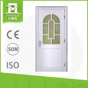 Interior Teak Wood Main Door Models and Solid Wood Door pictures & photos