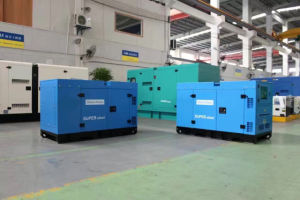 50kVA Diesel Engine Generator/Slient Diesel Generator pictures & photos