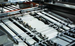 Full Automatic Stop Cylinder/ Rotary Screen Press (JB-720A) pictures & photos
