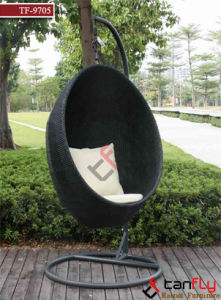 China Factory Cheap Patio Egg Swing Chair pictures & photos
