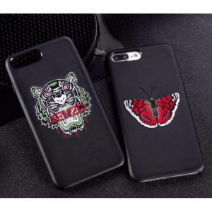 Fashion Design Embroidery Pattern PC Mobile Phone Case for iPhone 7 pictures & photos