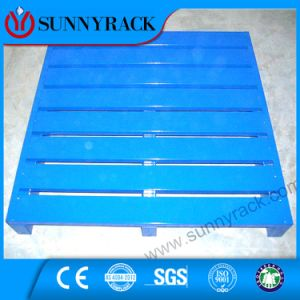 Durable Powder Coating Steel Pallet for Pallet Rack pictures & photos