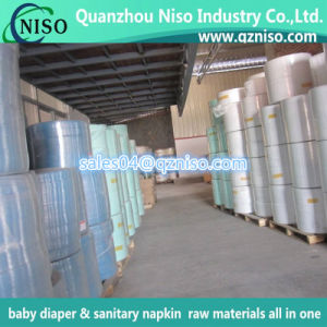 Raw Materials of Sanitary Napkin/PE Perforated Film/ Distributor. pictures & photos