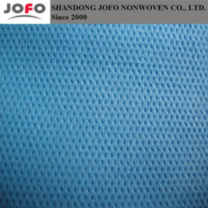 Antistatic SMS Nonwoven Fabric for Protective Clothing pictures & photos