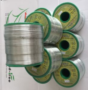 Sn3.5AG Φ 0.8mm Lead Free Welding Wire Silver Solder Wire pictures & photos