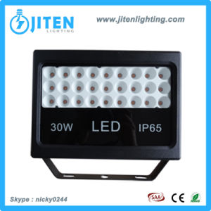 IP65 100W Slimline LED Flood Light/Lamp, Philips Chip Outdoor Floodlight pictures & photos