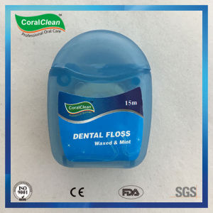 Waxed & Mint PP Floss Dental Floss pictures & photos