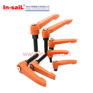 Zinc Alloy Adjustable Clamping Levers Handles M8 pictures & photos