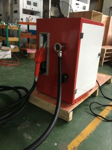 Red Color Tank Truck Carry Mobile Mini Fuel Dispenser with Afo Fire Ball pictures & photos
