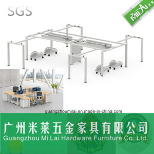 Made in China Modern Office Partition Workstation Table Furniture pictures & photos