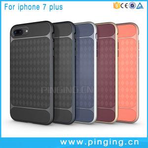 Luxury Bumper Diamond Case for iPhone7 iPhone 7 Plus pictures & photos