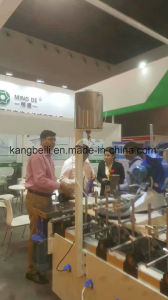 China Furniture Profile Pur Wallbaord Decorative Woodworking Wrapping Mingde Brand TUV Certificated Machine Supplier pictures & photos