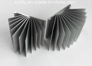 Factory 6063/6061 Aluminum/Aluminium Extruded Machined Heatsink pictures & photos