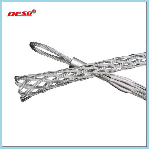 Galvanized Steel Cable Pulling Grip / Cable Socks pictures & photos