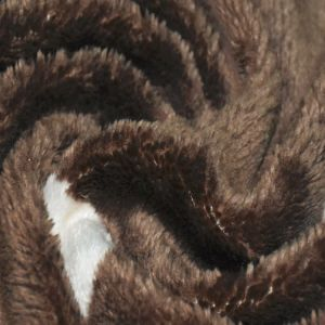 Hot Sale 100%Polyester Fur Fabric for Clothing pictures & photos