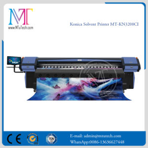Best Inkjet Large Format Digital Solvent Printer pictures & photos
