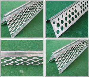 Expanded Metal - Angle Bead, Plaster Beads, Galvanised Beads pictures & photos
