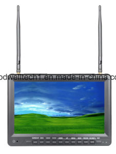 "Dual 32 Channel 10.1"" 5.8GHz LCD Diversity Receiver pictures & photos"