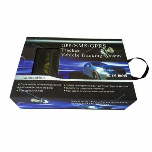 GPS Vehicle Tracker GSM GPRS Tracking Sos Alarm Car GPS Tracker pictures & photos