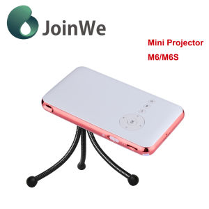 Latest Projector Mobile Phone M6 Mini Projector pictures & photos