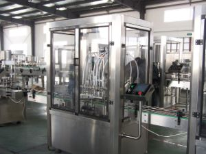Monoblock Syrup Filling and Screw Capping Machine pictures & photos