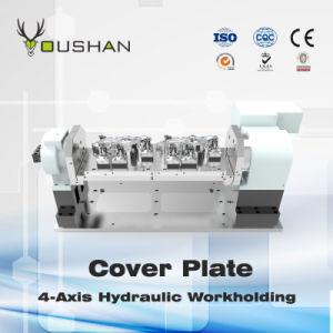 Cover 4-Axis Hydraulic Fixture