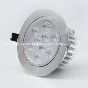 Aluminum+PC AC100-240V 7LEDs Ce RoHS Adjustable LED Spot Light pictures & photos