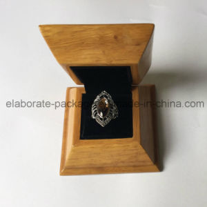 Special Shape Gloss Finish Handmade Jewelry Packing Wooden Box pictures & photos