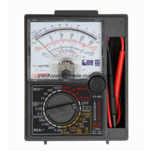 Yx-360trd Analog Multimeter pictures & photos
