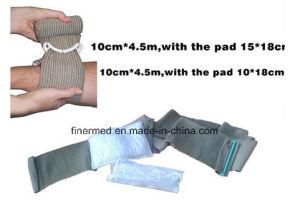 Combat Military Pressure Emergency Trauma Dressing Bandage pictures & photos