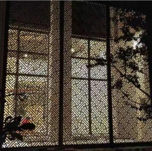 Customized Aluminum Cladding & Ceiling for Exterior & Interior Decoration pictures & photos