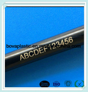 Custom Logo Black Plastic Medical Grade Tube with Printing pictures & photos