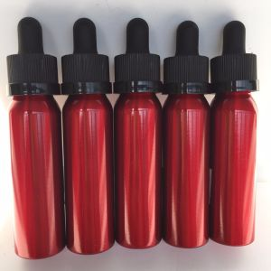 Special Aluminum Bottle for E Liquid Smoking Juice pictures & photos