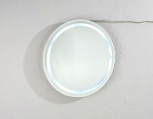 Awesome Quality Round Circle Bath Vanity Mirror with Lights with Strong Scratch Resistant pictures & photos