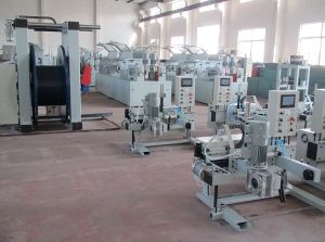 Wire Paper Lapping Machine pictures & photos